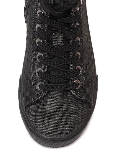 Guess Plimsolls cipő fonott részletekkel Fiú