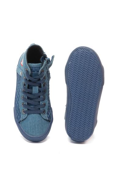 Guess Farmer hatású középmagas szárú sneakers cipő Fiú