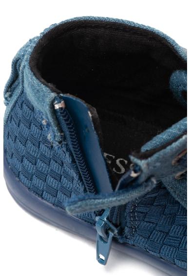 Guess Спортни обувки с ефект на деним Момчета