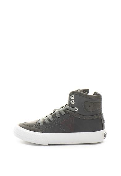Műbőr sneakers cipő logóval - Guess (FIVNN4-ELE12-020G) 5883bf9476
