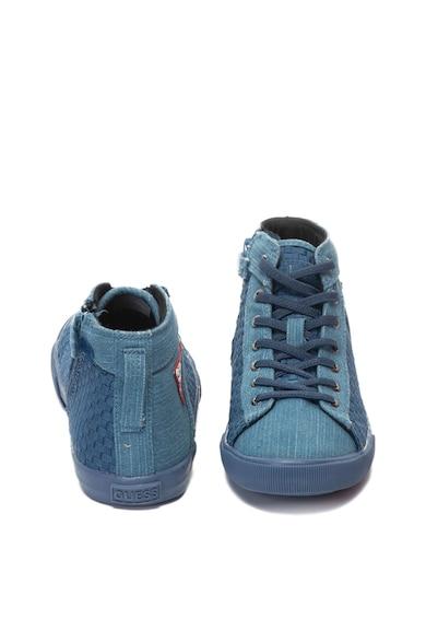 Guess Pantofi sport mid-hi cu aplicatie logo Baieti