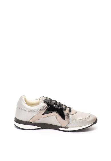 Guess Fémes hatású sneakers cipő Lány