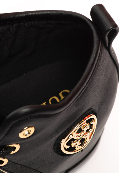Guess Ökobőr plimsolls cipő rejtett telitalppal női