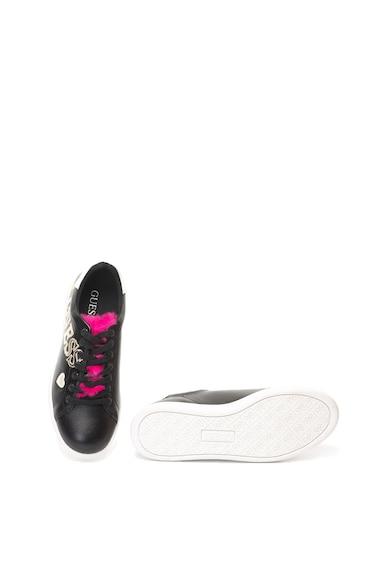 Guess Sneakers cipő logós foltrátéttel női