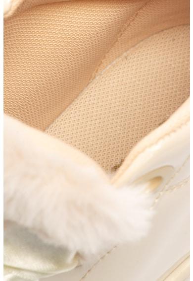 Guess Öko lakkbőr középmagas szárú plimsolls cipő női