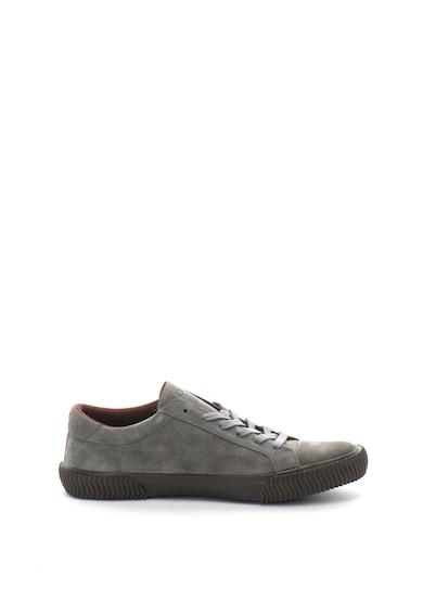 Guess Pantofi sport de piele intoarsa cu varf intarit Barbati