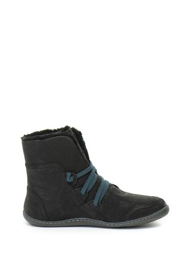 Peu Cami nubuk bőr cipő - Camper (46477-043-BLACK) 4c68b644fe