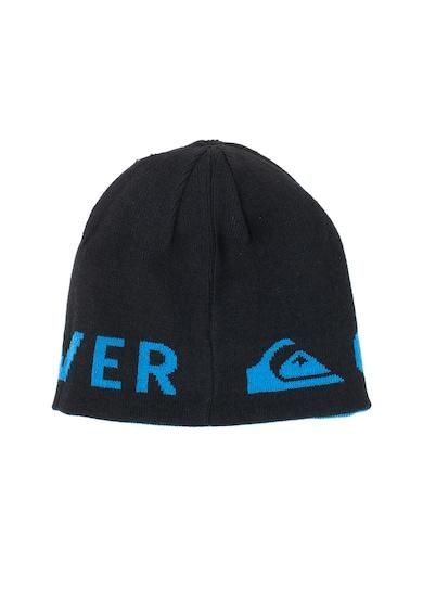 QUIKSILVER Двулицева шапка за сноуборд с лого Мъже