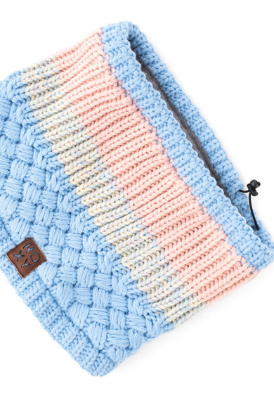 ROXY Protectie pentru gat realizata din tricot, pentru snowboarding Hailey Femei