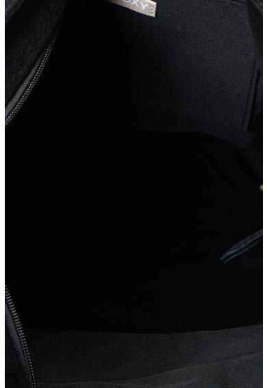 ROXY Geanta de piele intoarsa ecologica, cu bareta de umar Femei