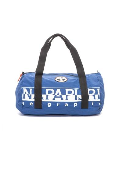 Napapijri Унисекс спортна чанта Bering с лого Мъже
