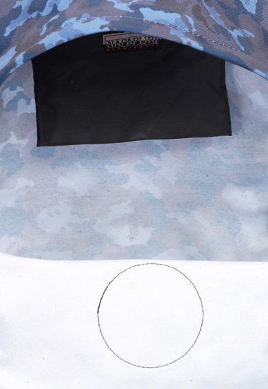 Napapijri Unisex Voyage terepmintás hátizsák női