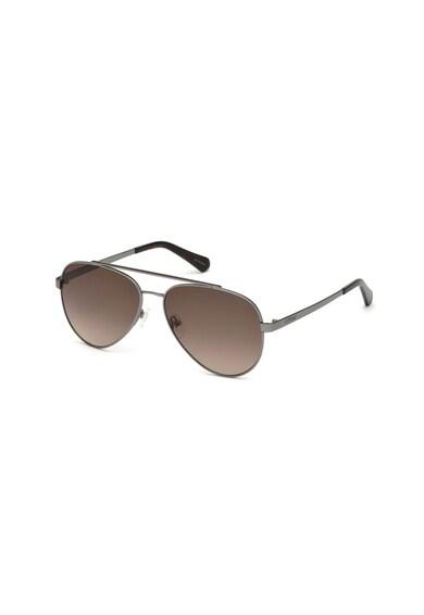 Guess Слънчеви очила тип Aviator с метална рамка Мъже