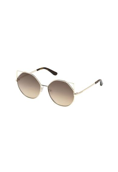 Guess Слъневи очила тип Cat Eye 65 Жени