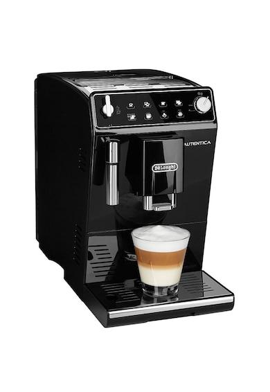DeLonghi Espressor Automat De'Longhi  Autentica 1450W, 15 bar, 1.3 l, Rasnita integrata, Negru Femei