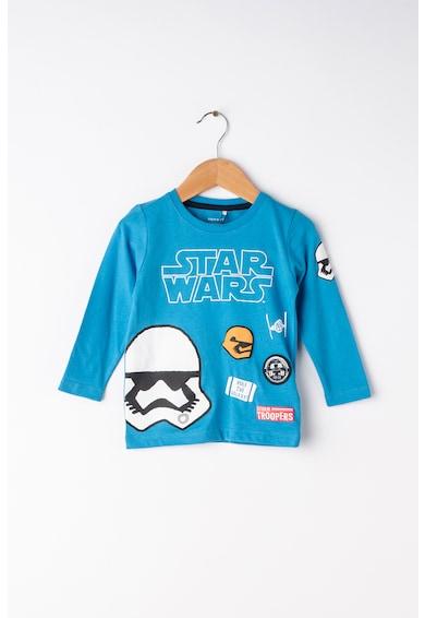 NAME IT Gert Star Wars mintás felső Fiú