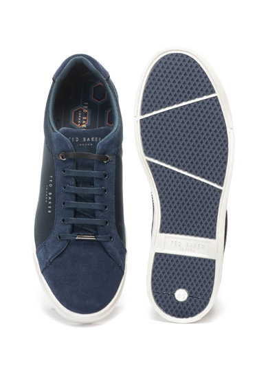 Ted Baker Спортни обувки Eeril с велур Мъже