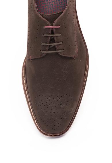 Ted Baker Кожени обувки Zigee Derby Мъже