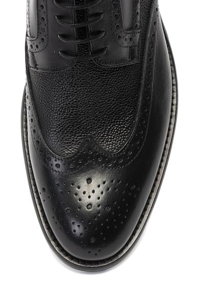Zee Lane Collection Pantofi Oxford Brogue de piele Barbati