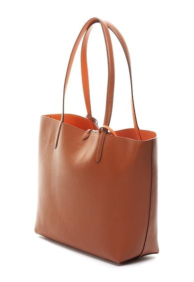 Ralph Lauren Kifordítható műbőr shopper táska kivehető kistáskával női