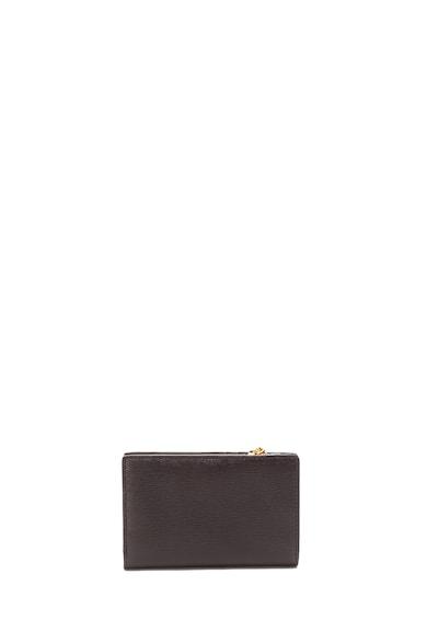 Ralph Lauren Portofel mic de piele pliabil Bennington Femei