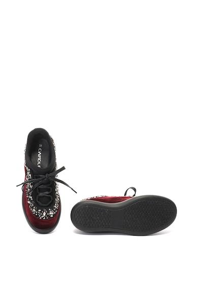 Oakoui Кадифени спортни обувки Elena с декоративни камъни Жени