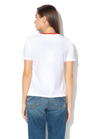 Sportmax Code Nodo hímzett póló női