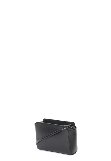 Emporio Armani Logómintás műbőr keresztpántos táska női