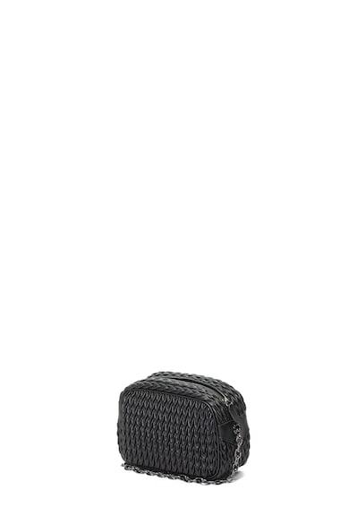 Emporio Armani Műbőr keresztpántos táska steppelt hatással női