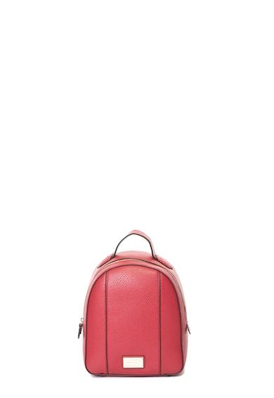 Emporio Armani Műbőr hátizsák texturált hatással női