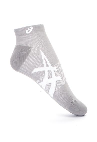 Asics Унисекс олекотени къси чорапи за бягане, 2 чифта Жени