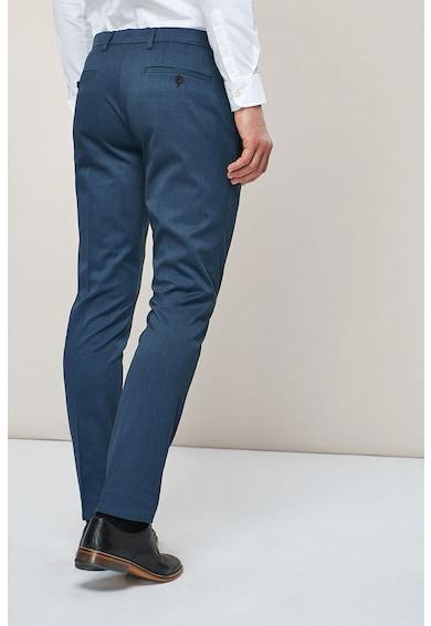 NEXT Прилепнал панталон с вертикален ръб Мъже