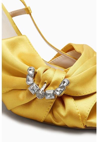 NEXT Sandale slingback decorate cu strasuri Femei