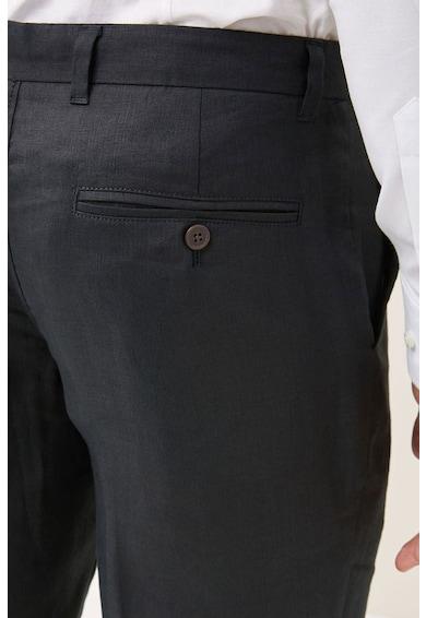 NEXT Официален панталон чино с лен Мъже