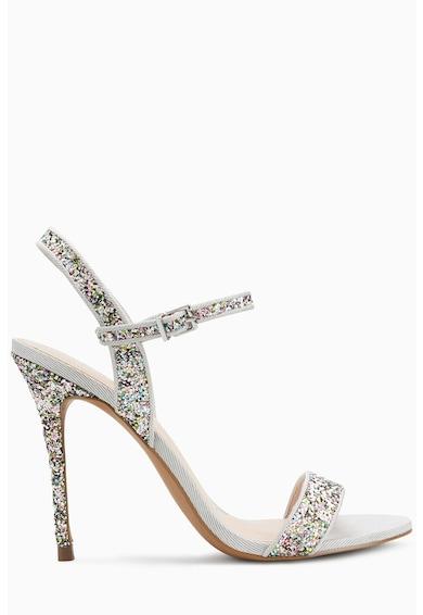 NEXT Sandale stiletto cu particule stralucitoare Femei