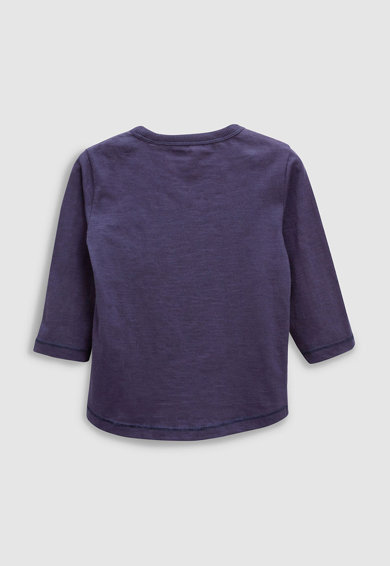 NEXT Set de bluze cu imprimeuri diverse - 3 piese Baieti