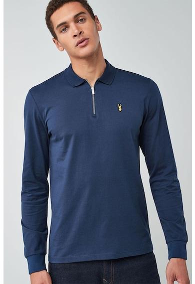 NEXT Блуза с яка и стандартна кройка 503471 Мъже