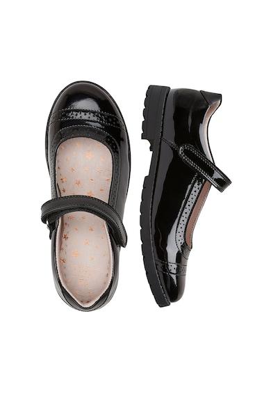 NEXT Pantofi de piele lacuita Mary Jane Fete
