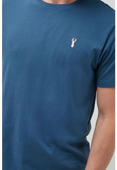 NEXT Póló hímzett részlettel férfi