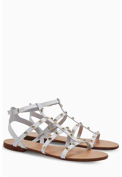 NEXT Sandale de piele cu tinte Femei