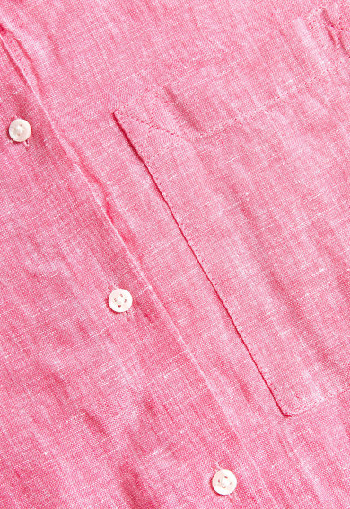 NEXT Ленена риза с пришит джоб Жени