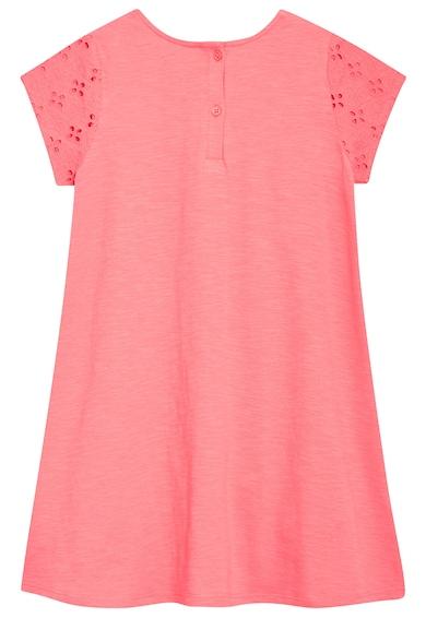 NEXT Laza fazonú ruha hímzett részletekkel Lány