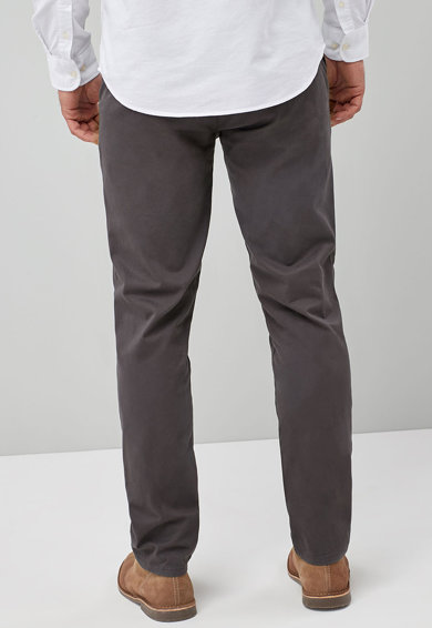 NEXT Pantaloni chino cu croiala dreapta Barbati
