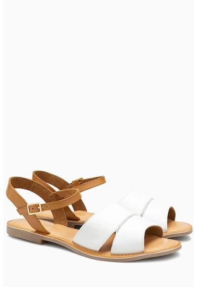 NEXT Sandale de piele cu talpa interioara moale Femei