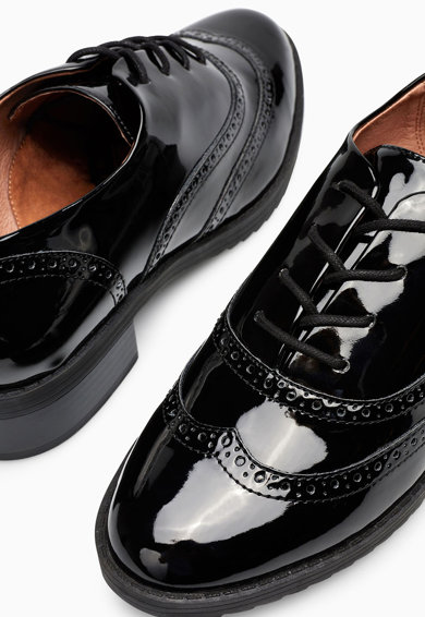 NEXT Pantofi brogue lacuiti Femei