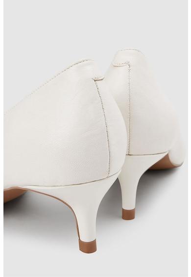 NEXT Pantofi de piele cu varf ascutit 1 Femei
