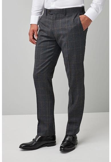 NEXT Вълнен кариран панталон Мъже