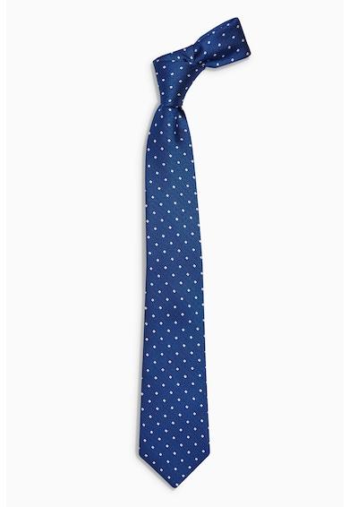 NEXT Cravata de matase cu imprimeu geometric Barbati