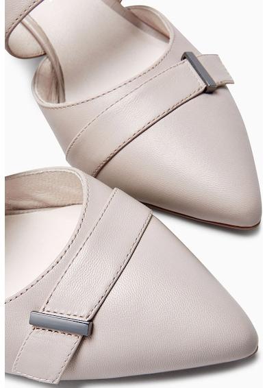 NEXT Sandale de piele cu varf ascutit Femei