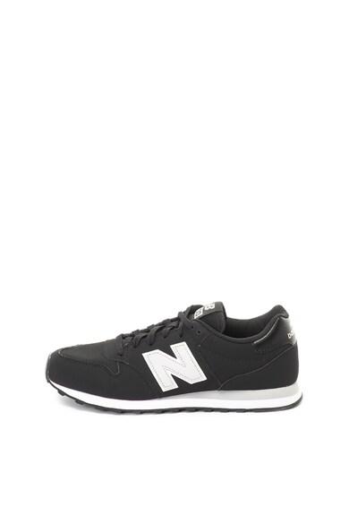 New Balance Pantofi de piele ecologica 500 Barbati
